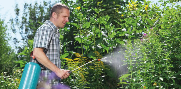 опрыскиватель растений