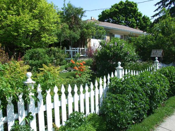 садовый дизайн пермакультура