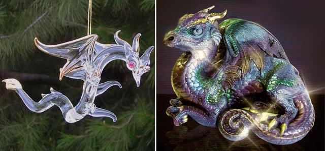 статуэтки дракон